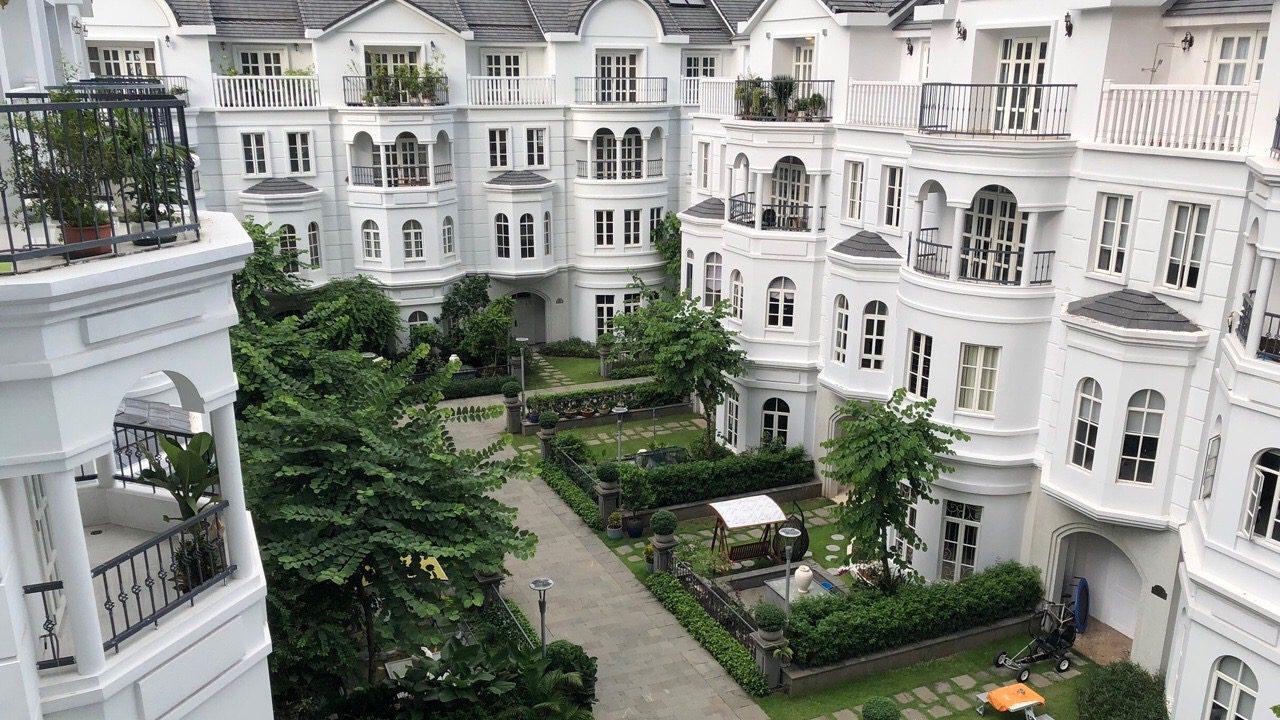 Biệt Thự Sài Gòn Pear - 35 căn trong khu Compound ngay TT Sài Gòn