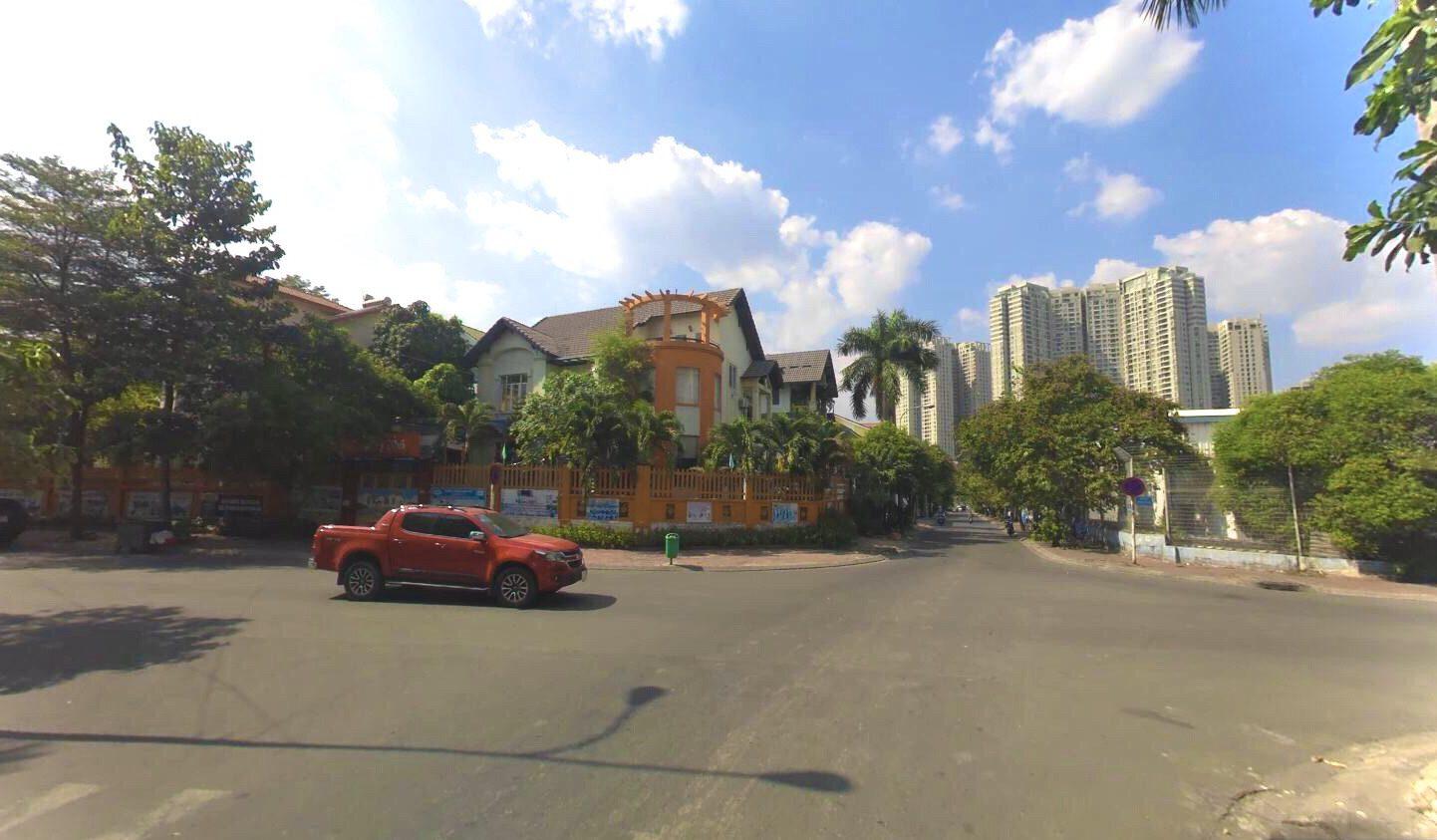 Bán biệt thự mặt tiền Dương Văn An - An Phú An Khánh Quận 2
