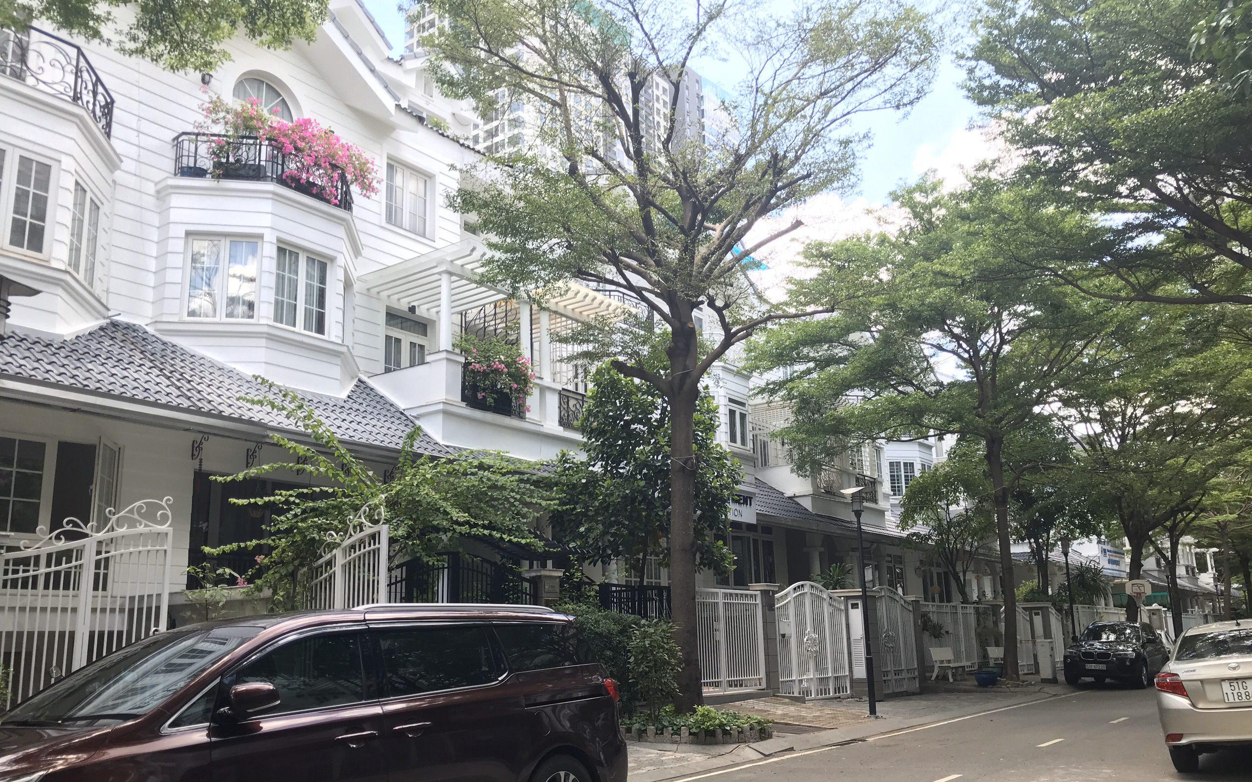Bán nhà phố Sài Gòn Pearl Bình Thạnh