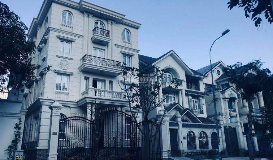 Bán biệt thự mặt tiền Giang Văn Minh Quận 2