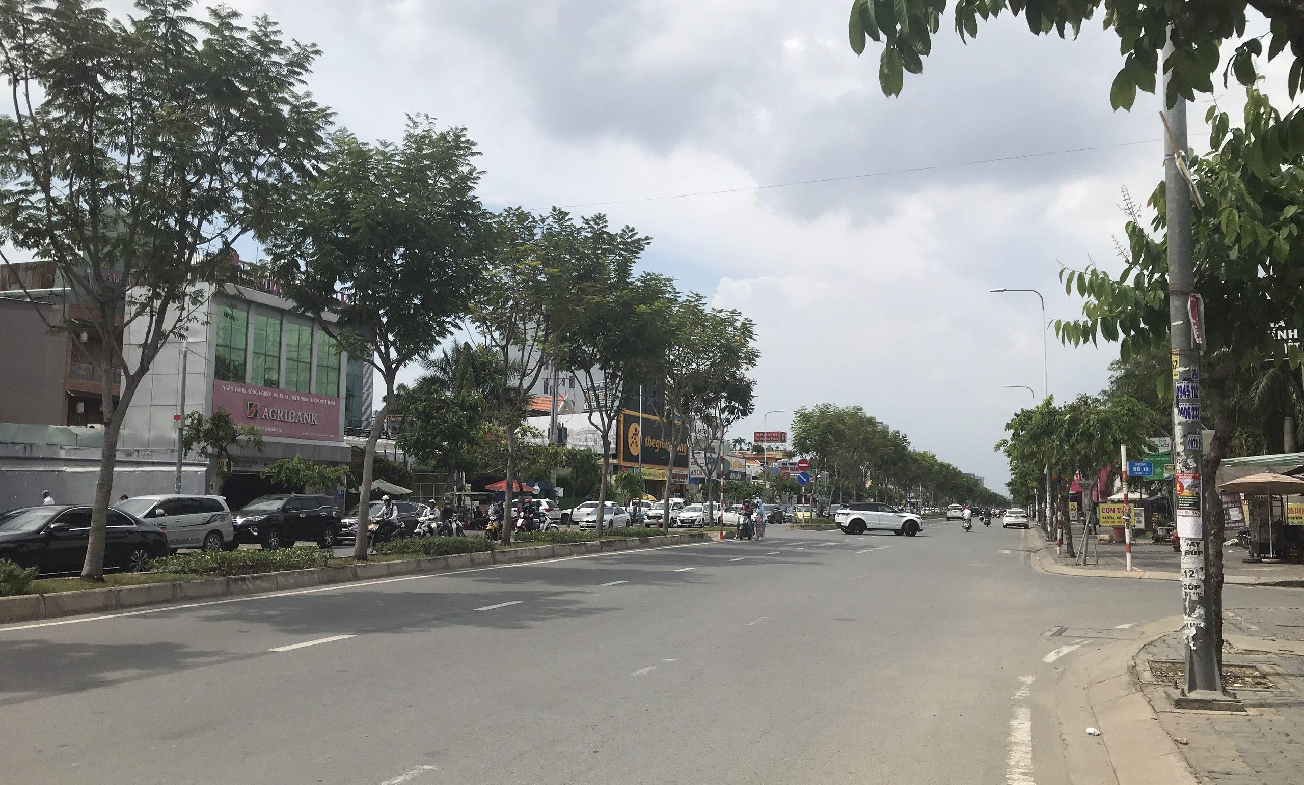 Bán nhà đất mặt tiền Trần Não Quận 2