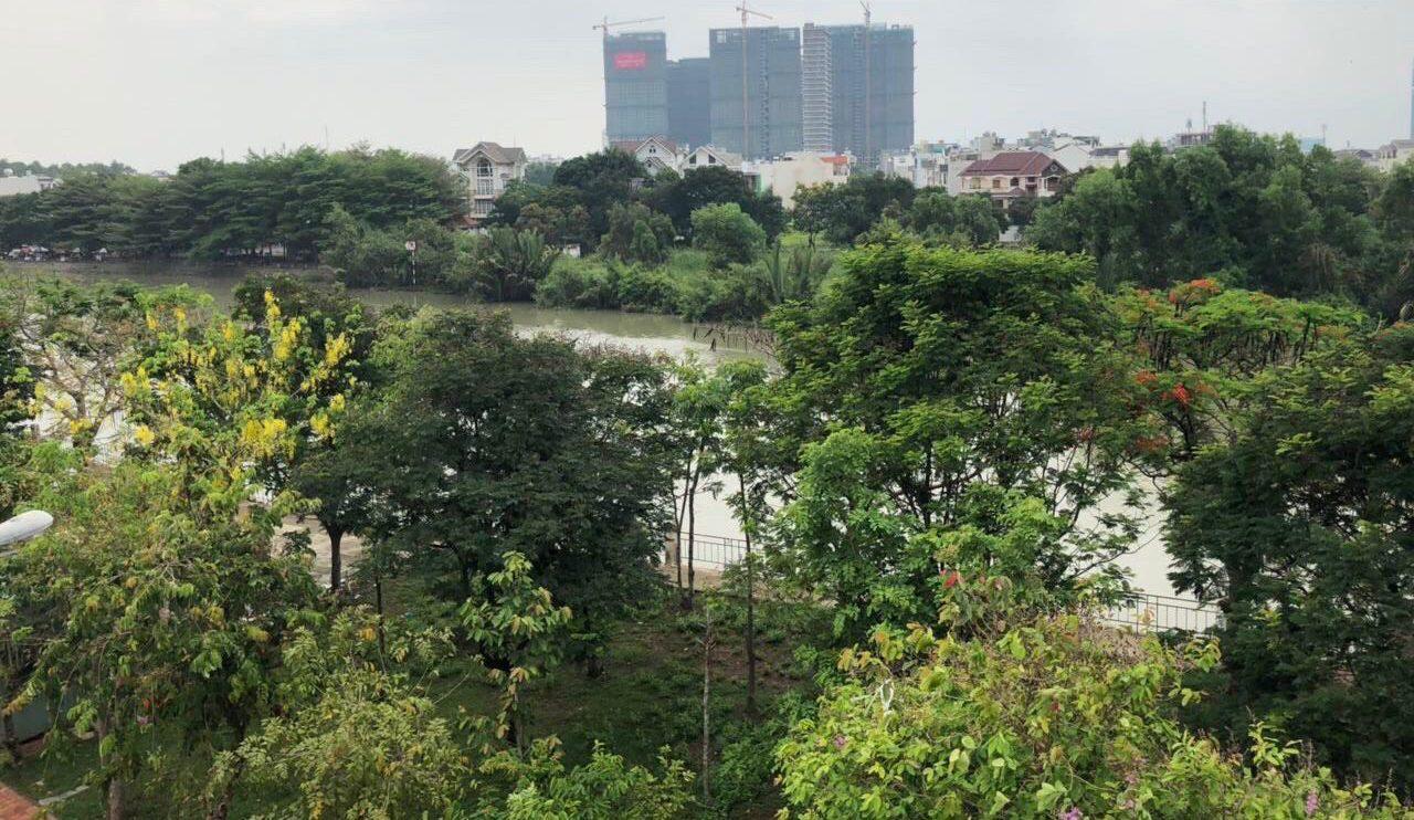 Bán biệt thự quận 2 view trực diện sông
