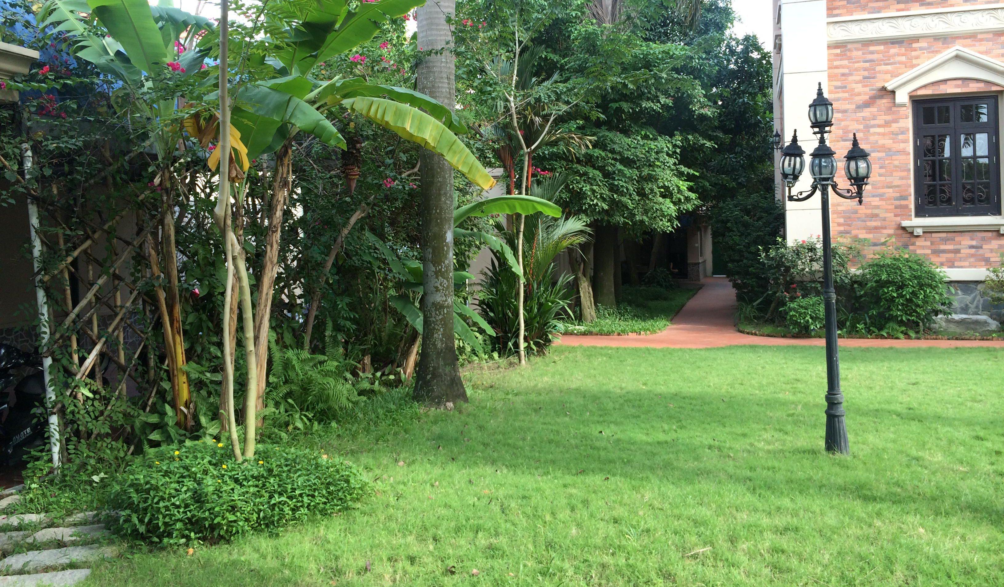 Bán biệt thự Fideco Thảo điền có hồ bơi, diện tích lớn