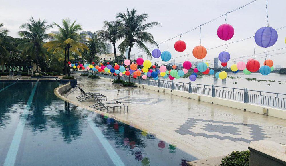 Bán biệt thự Compound Riviera Villa ven sông