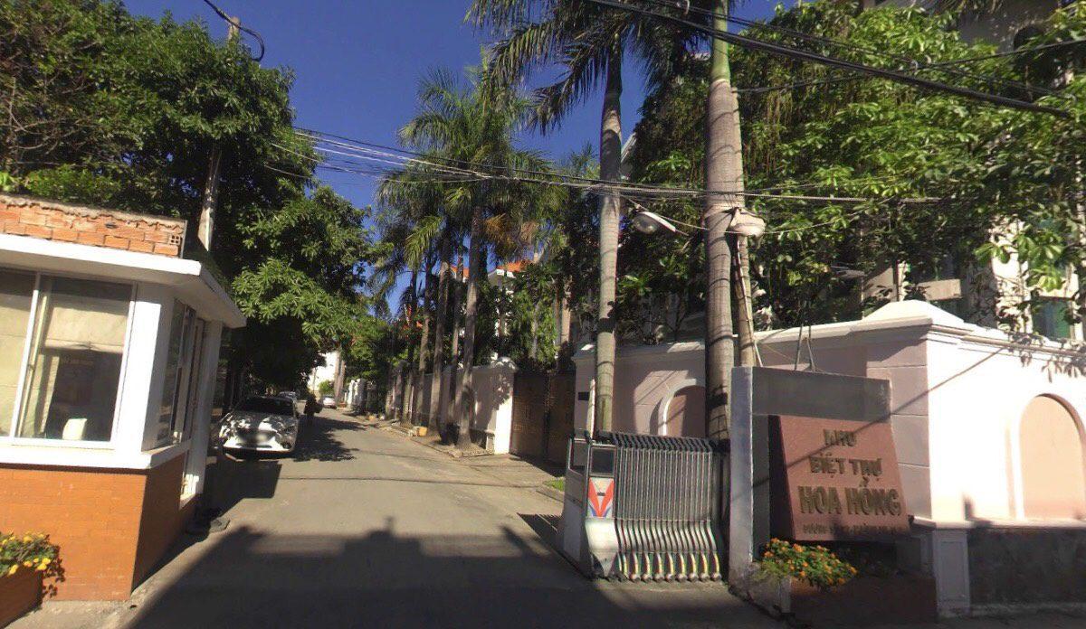 Bán biệt thự Hoa Hồng Quận 2