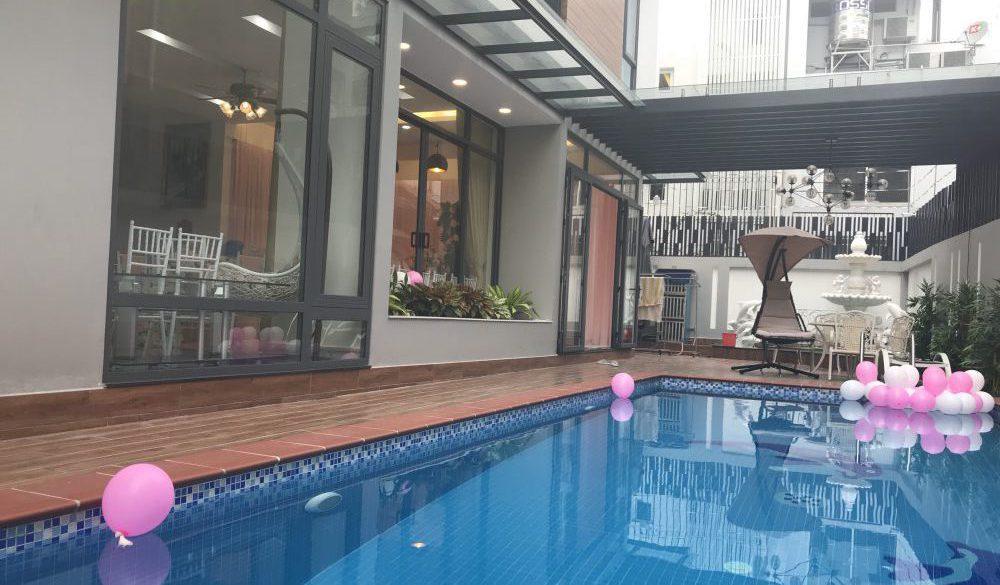 Bán biệt thự hiện đại có hồ bơi Thảo Điền Quận 2