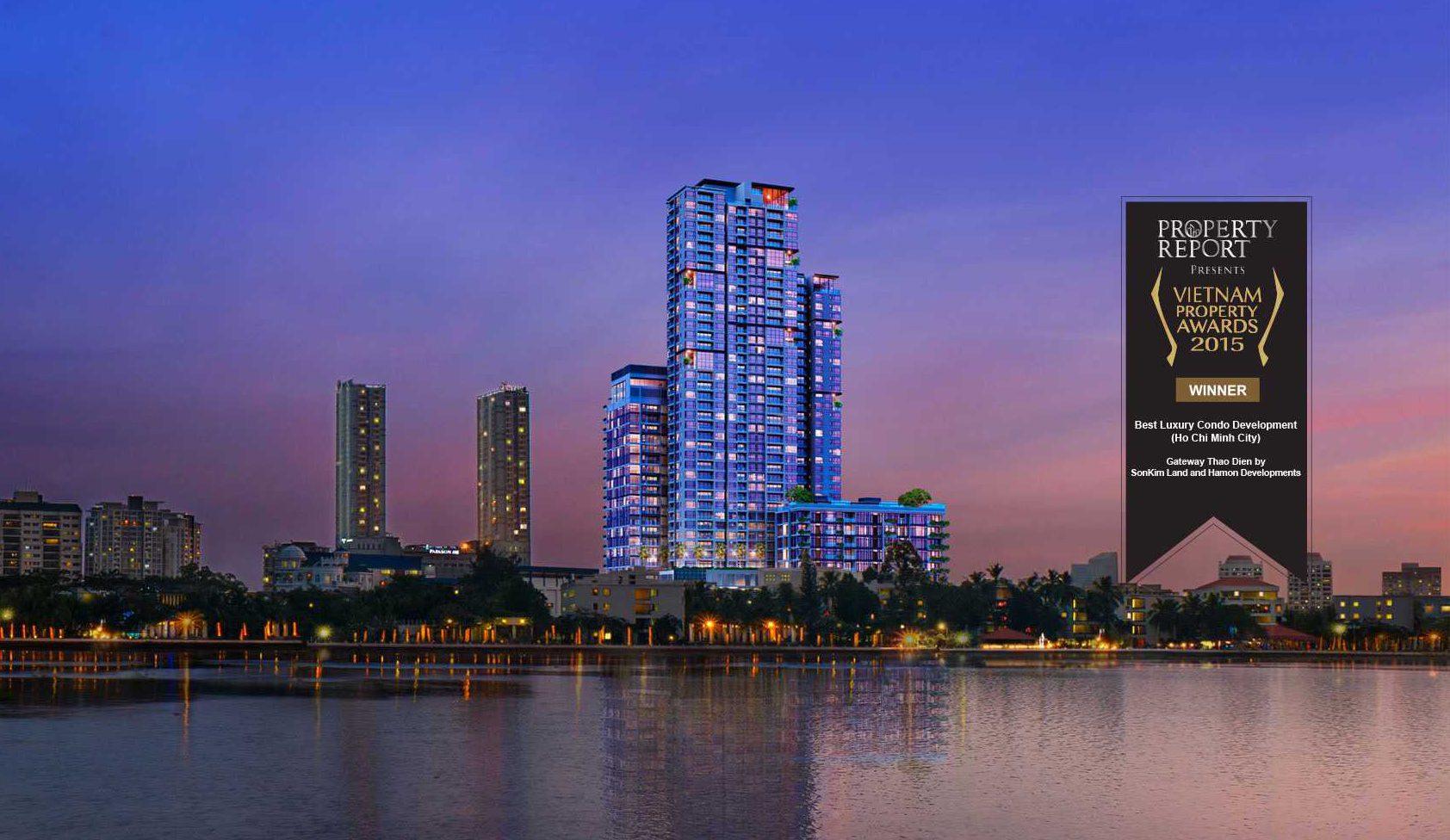 Bán Penthouse Duplex GateWay Thảo Điền Quận 2