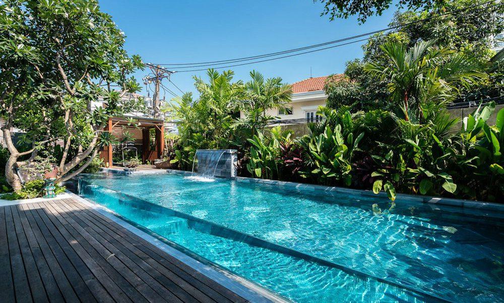 Biệt Thự Thảo Điền hiện đại có hồ bơi
